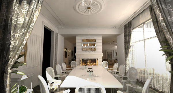 Best Collection of Dining Room Designs