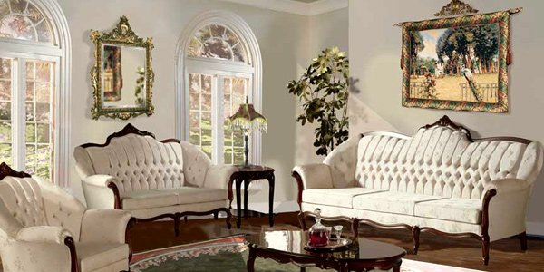 How to have a victorian style for living room designs Victorian home furniture