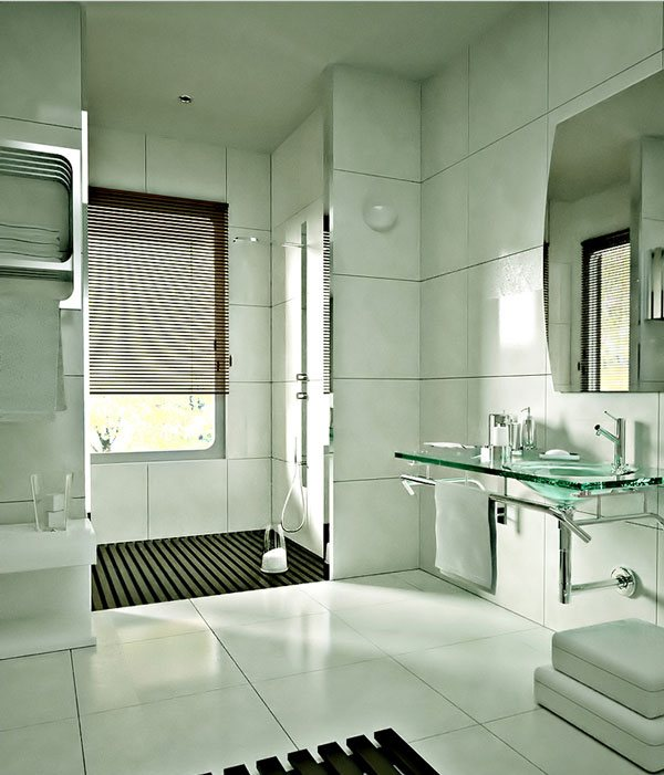 16 Refreshing Bathroom Designs  Home Design Lover -> Pia De Banheiro Jacuzzi