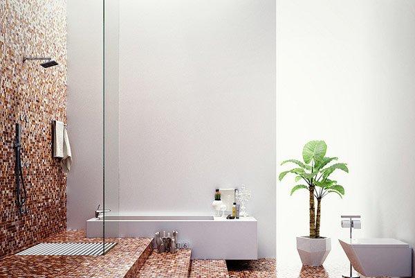 sample of bath by virtual photo