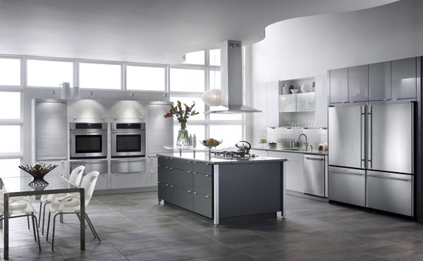 Classically Styled Kitchen Design