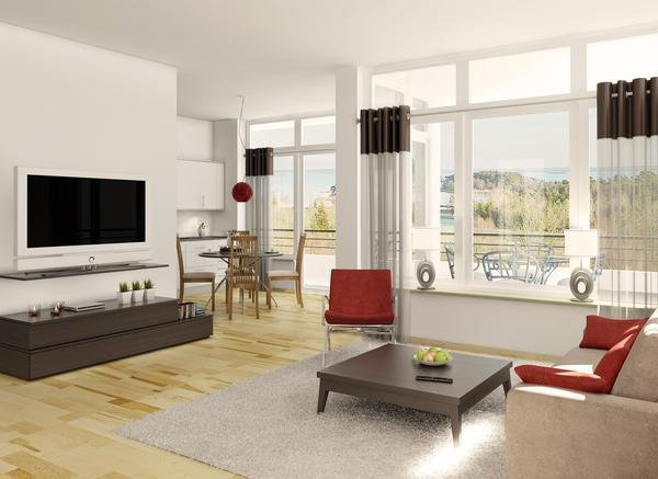 Appealing Living Room Design