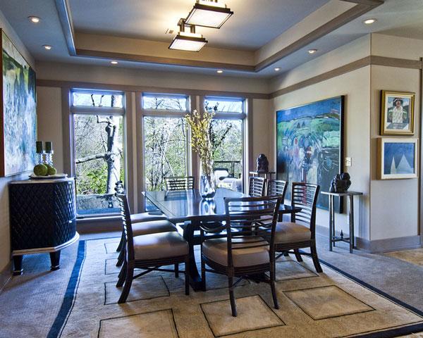 Classy Dining Room Design
