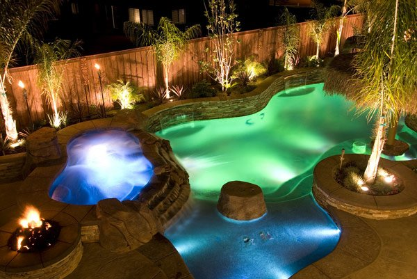 Creative Pool Design