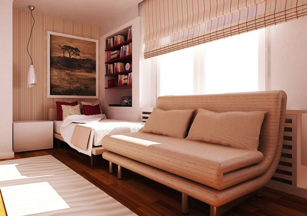 16 Relaxing Bedroom Designs for Your Comfort - 7 - Pelfind