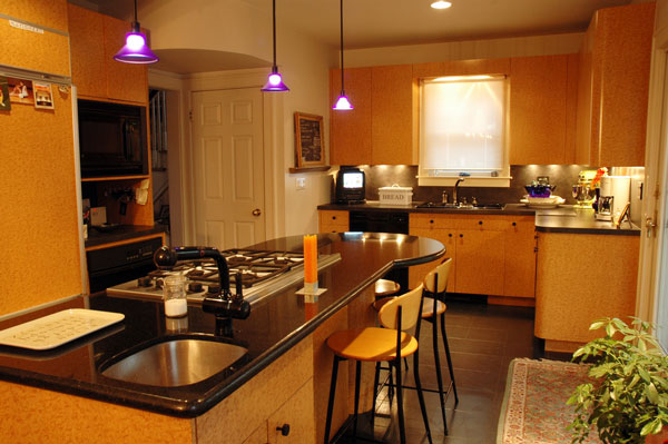 Neat Kitchen Design