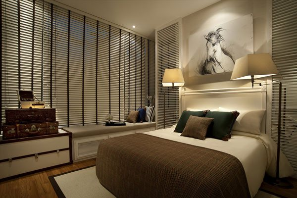 Simple Yet Nice Masters Bedroom Design