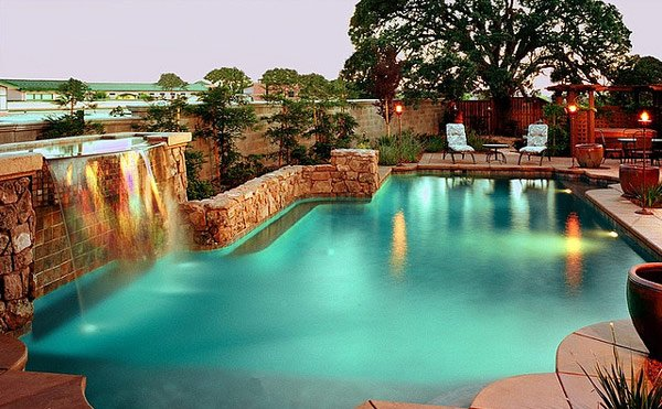 Great Pool Design
