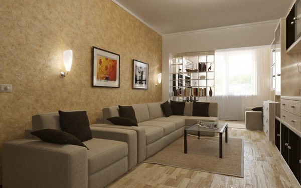 Simply Inspiring Living Room Design