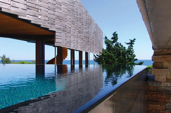 Pretty Infinity Pool Design