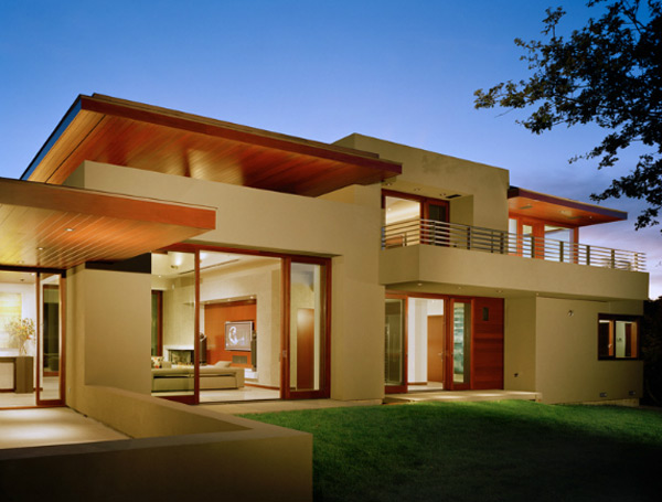 15 remarkable modern house designs home design lover for Modern style mansions