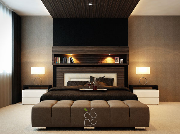 Stunning Modern Master Bedroom Designs 600 x 448 · 47 kB · jpeg
