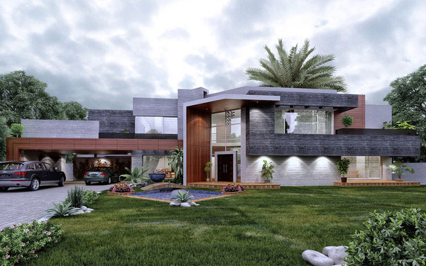 Appealing Modern House Design