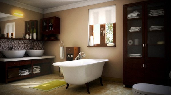gallery for classic bathroom design
