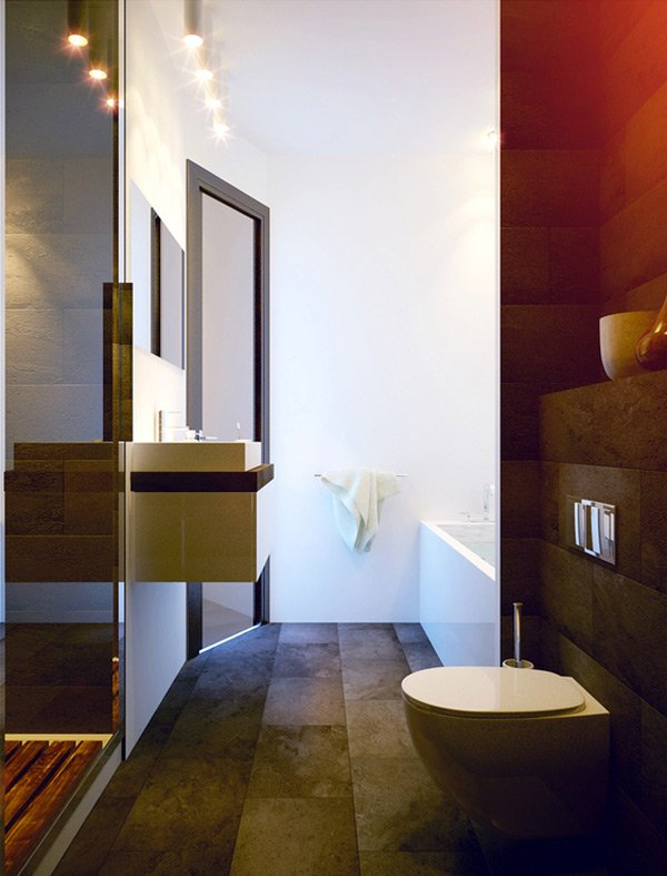 Very Nice Bathroom Design