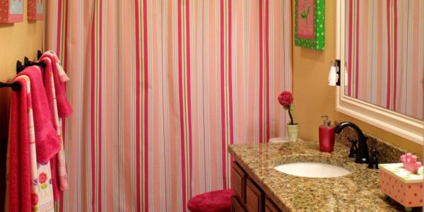 Make the bathroom organized