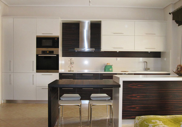 Furnitured Kitchen Design