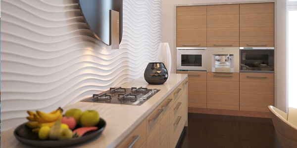 Choose a good splashback
