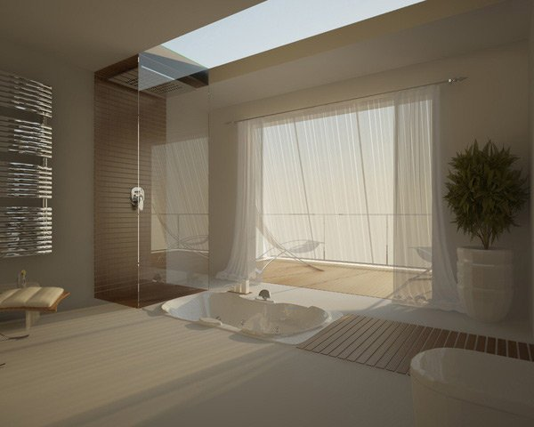 Idealistic Bathroom Design
