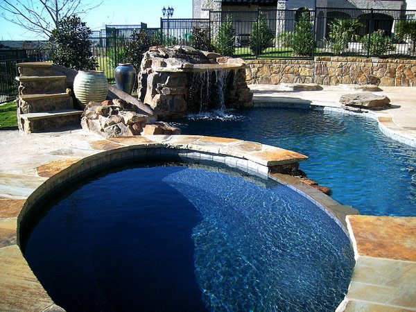 Pretty Nice Pool Design