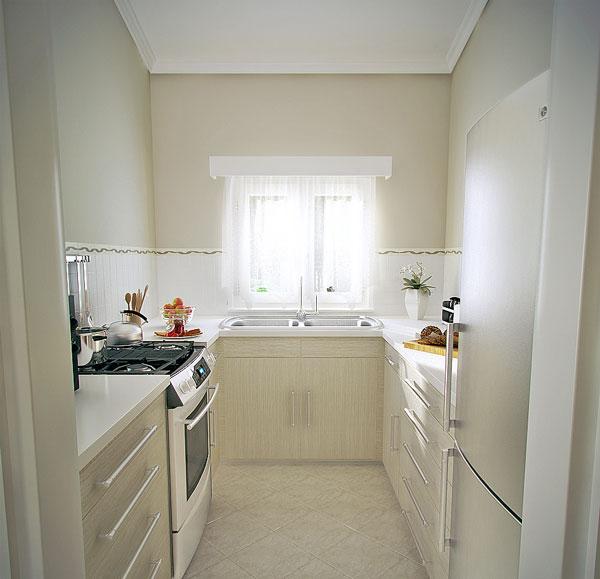 Well-Lighted Kitchen Design