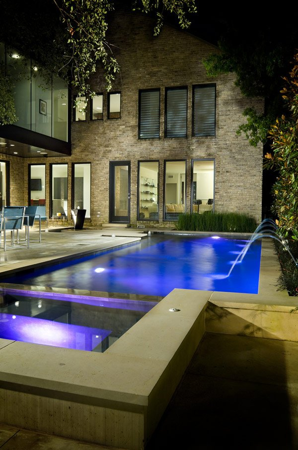 Inviting Pool Design
