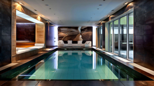 indoor swimming pool and tips
