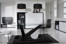 contemporary dining area picture