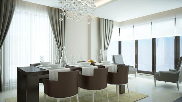 A collection of 20 well designed dining rooms home for New dining room design