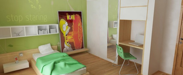 20 Vibrant and Lively Kids Bedroom Designs