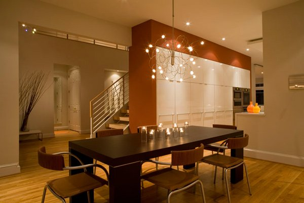 15 adorable contemporary dining room designs | home design lover