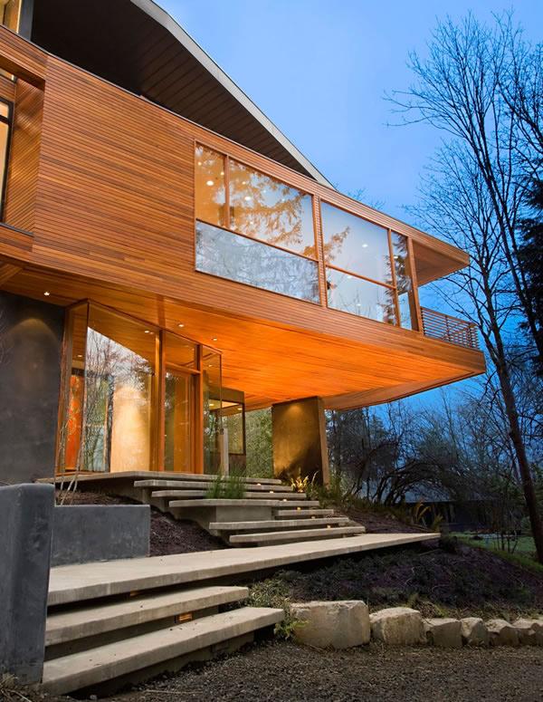 The Hoke House Twilight 39 S Cullen Family Residence Home