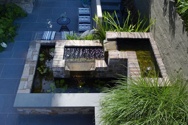 Courtyard Garden Potts Point