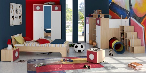 10 tips in designing fun and lively kid 39 s bedroom home design lover