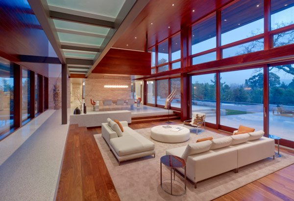 Very Nice Contemporary Living Room Design