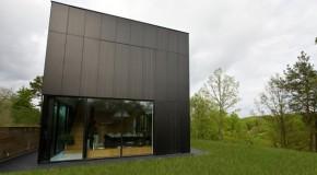 A Modern House Encounter of a Lithuania Family House
