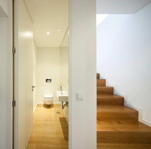 A Simple Yet Elegant Single Family House in Cambeses | Home Design ...