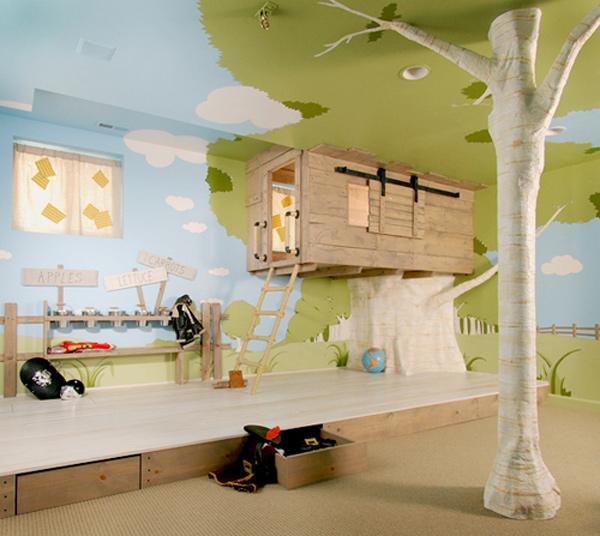 Magical Children Bedroom