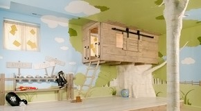 Magical Children's Bedroom from Kidtropolis