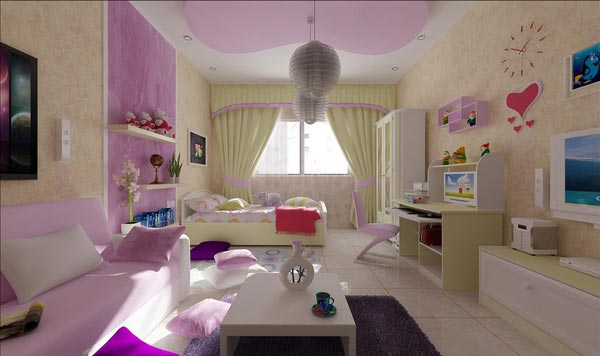 Nice Teen Bedroom Design