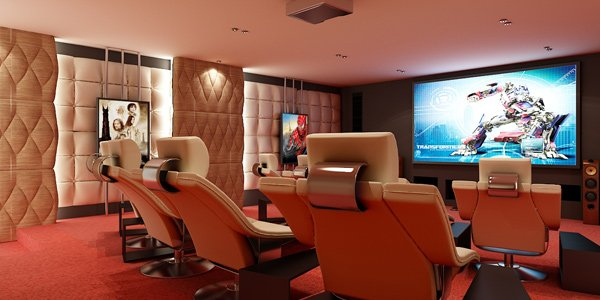 """How to create the perfect entertainment room"" entertainment room How to create the perfect entertainment room 1 wat want"