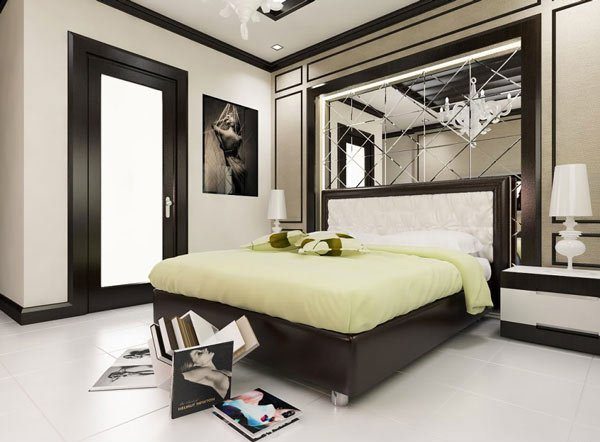 Elegant Girl's Bedroom Design