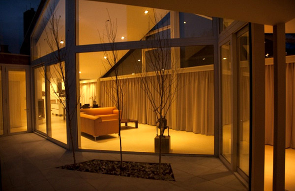 Transparent Villa Sliding Glass Doors