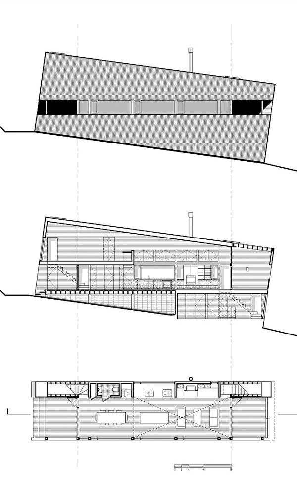 An Inspiring Sliding House In Nova Scotia Canada Home