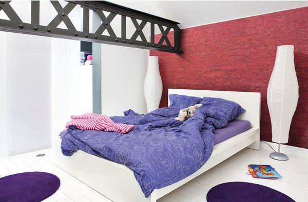 Really Attractive Girl's Bedroom Design