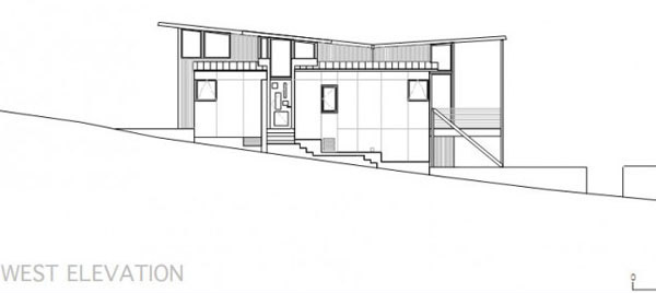 Stinson Beach Fronted House Sketch Plan 2