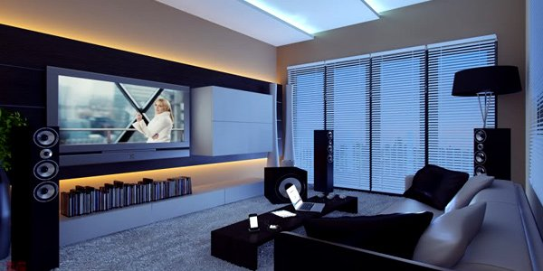 """How to create the perfect entertainment room"" entertainment room How to create the perfect entertainment room 2 keep budget"