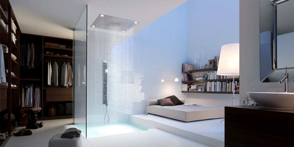modular shower design