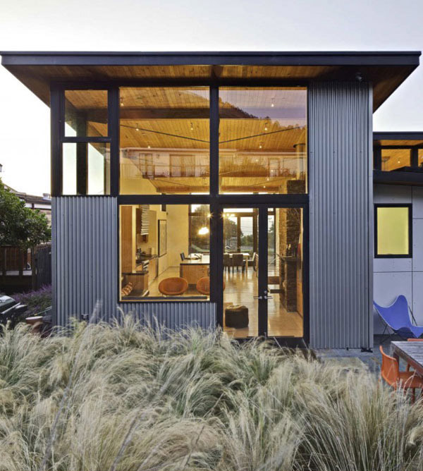 Stinson Beach Fronted House Exterior 1