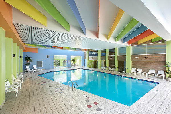 Really Nice Indoor Pool Design
